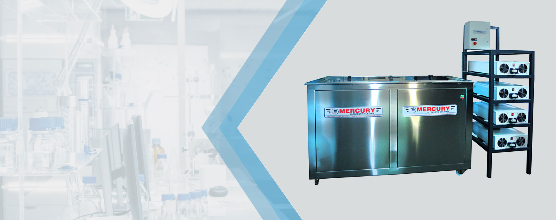 Endüstriyel Ultrasonik Yıkama Makineleri